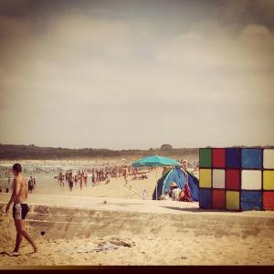 Maroubra Beach, New Years Day 2013
